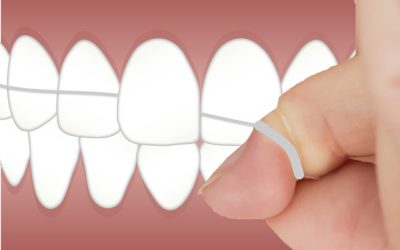 The Right Way to Floss Effectively